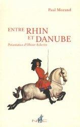 Entre Rhin et Danube