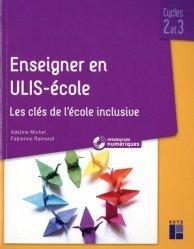 Enseigner en ULIS-école Cycles 2 et 3