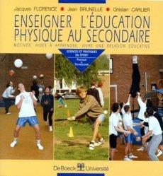 Enseigner l'éducation physique au secondaire