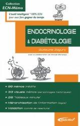 La couverture et les autres extraits de Endocrinologie