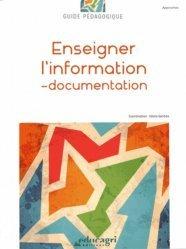 Enseigner l'information-documentation