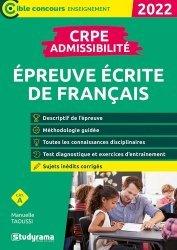 Épreuve écrite de Français CRPE