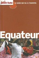 La couverture et les autres extraits de Equateur et Galapagos