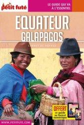 La couverture et les autres extraits de Petit Futé Equateur. Galapagos, Edition 2020-2021