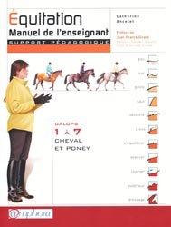 Équitation Manuel de l'enseignant