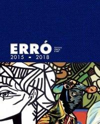 Erro 2015-2018. Edition bilingue français-anglais