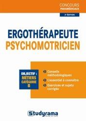 Ergothérapeute - Psychomotricien