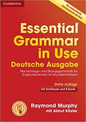 Essential Grammar in Use - German Edition - Book with Answers and Interactive ebook