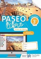 Espagnol 3e Cycle 4 Paseo libre