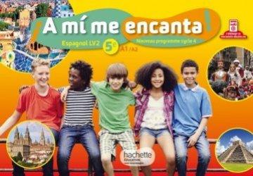Espagnol 5e Cycle 4 LV2 A1-A2 A mi me encanta !