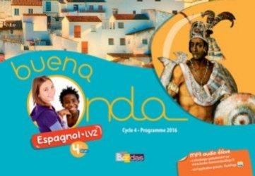 Espagnol 4e LV2 Cycle 4 A1/A1+ Buena noda