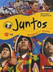 Espagnol 1e année Juntos
