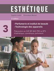 La couverture et les autres extraits de CAP Esthétique Cosmétique Parfumerie