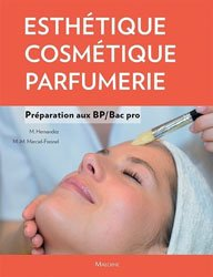 La couverture et les autres extraits de Fiches de révision CAP Esthétique Cosmétique Parfumerie