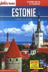 La couverture et les autres extraits de Riga. Lettonie, Edition 2018-2019, avec 1 Plan détachable