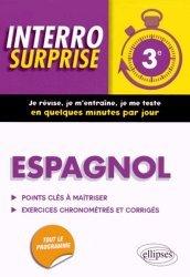Espagnol 3e