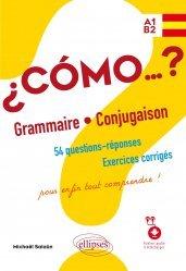 Espagnol Como…? Grammaire Conjugaison