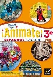 Espagnol 3e cycle 4