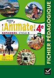 Espagnol 4e LV2 A1+ Animate!