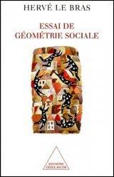 Essai de géométrie sociale