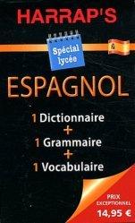 Espagnole Dictionnaire ; Grammaire ; Vocabulaire spécial lycée
