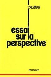Essai sur la perspective