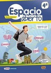 Espagnol 4e Espacio Abierto