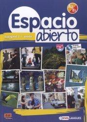 Espagnol 2e année Espacio abierto