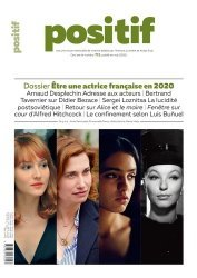 Etre actrice française en 2020