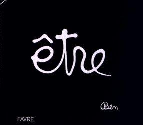 Etre. Edition français-anglais-allemand