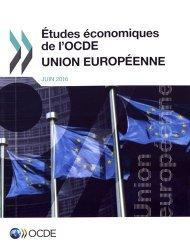 Etudes économiques de l'OCDE : Union européenne juin 2016