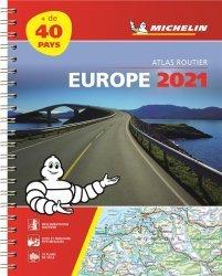 La couverture et les autres extraits de Espagne & Portugal. Atlas routier et touristique. 1/400 000, Edition 2017