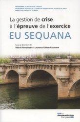 EU Sequana. La gestion de crise à l'épreuve de l'exercice