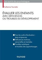 La couverture et les autres extraits de L'évaluation en clinique du jeune enfant