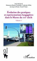 Evolution des pratiques et représentations langagières dans le Maroc du XXIe siècle