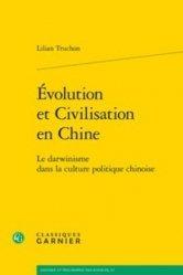 Evolution et civilisation en Chine