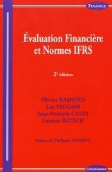 Evaluation financière et normes IFRS