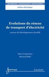 Évolutions du réseau de transport d'électricité