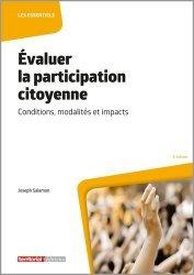 Evaluer la participation citoyenne