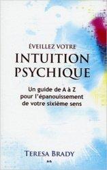 Eveillez votre intuition psychique