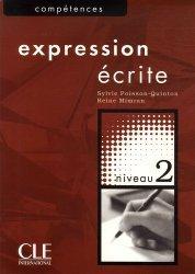 Expression écrite niveau 2