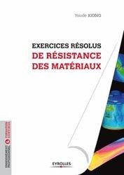 Exercices résolus de résistance des matériaux
