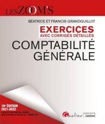 Exercices avec corriges detaillés Comptabilité générale