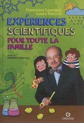 Experiences scientifiques en famille