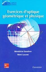 Exercices d'optique géométrique et physique