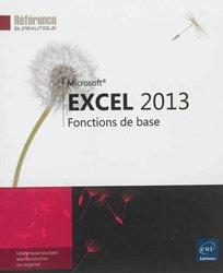 Excel 2013 / fonctions de base