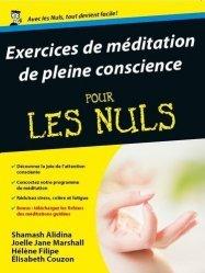 Exercices de méditation de pleine conscience pour les Nuls