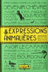 Expressions animalières