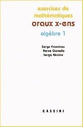 Exercices de mathématiques des oraux x- ens