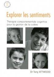 Explorer les sentiments : thérapie comportementale cognitive pour la gestion de la colère
